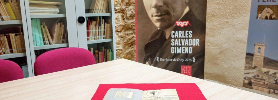 L'obra del mestre Carles Salvador a través de les xarxes socials