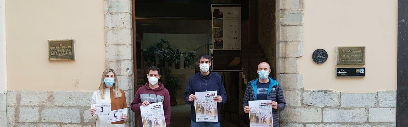 Morella inicia les Rutes Solidàries