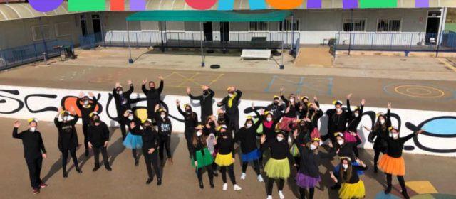 Fotos: Carnaval al CEIP Jaume I de Vinaròs