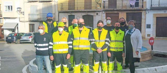 Càlig contrata 12 trabajadors municipals a través d'EMCORP, Ecovid i amb fons propis