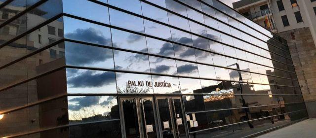 Gabriela Bravo anuncia la rehabilitación de los juzgados de Vinaròs y la digitalización de las salas de vistas de toda la provincia