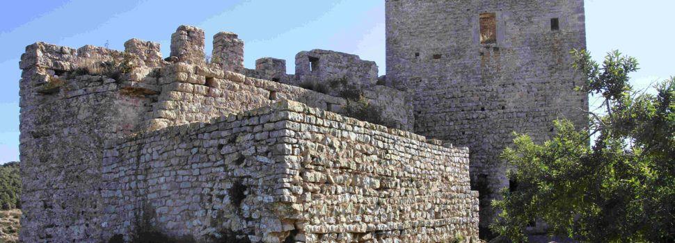 Ben Vist: Castell de Polpís, Santa Magdalena
