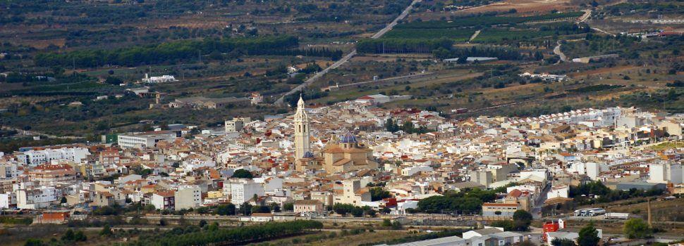 Ben Vist: Vistes des del castell d'Alcalà de Xivert