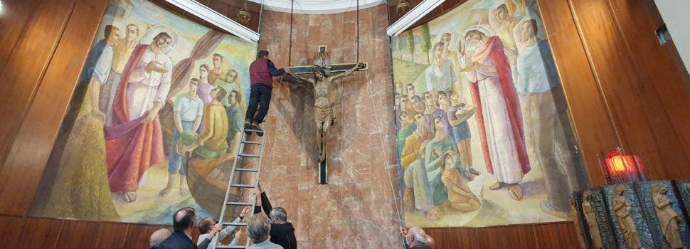 Regresa a la Parroquia de San Pedro el Santísimo Cristo del Mar de Benicarló