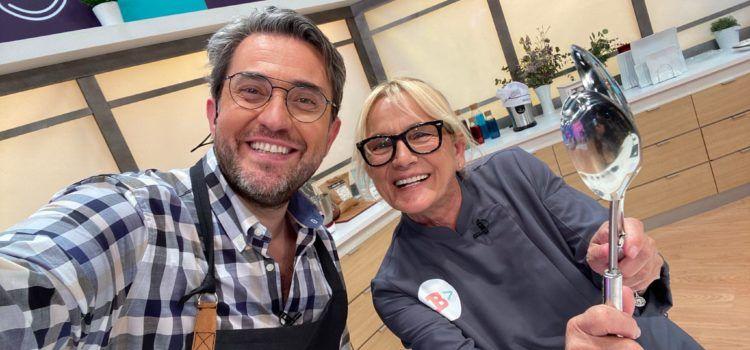 """Fotos: La benicarlanda Maribel Gil, cada tarde en """"Bona Vesprada"""" de Àpunt TV"""