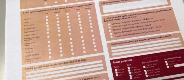Comença el procés de participació ciutadana del Pla de Revitalització Integral-REVIUAlcalà de Xivert