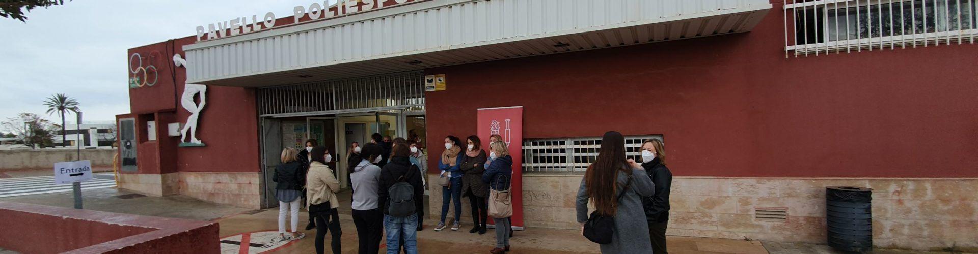 Sanidad vacuna esta semana a 52.000 personas de centros docentes de la Comunitat Valenciana