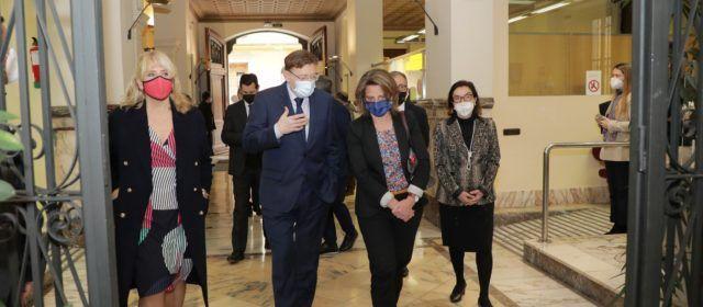 Ximo Puig reclama una 'alianza de alianzas institucional' para superar la 'frontera de la desigualdad' del ámbito rural