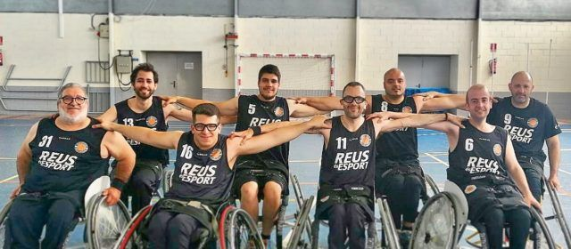 Segundo partido de liga del BCR CEM L'H-AFANIAD Vinaròs