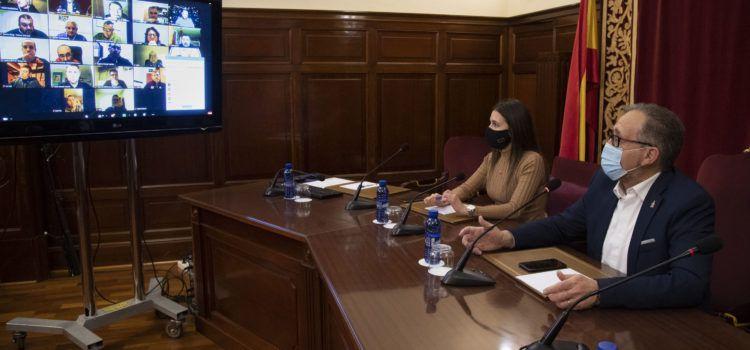 José Martí i Tania Baños expliquen online a més de 60 clubs els detalls de les ajudes de l'esport base de 2021