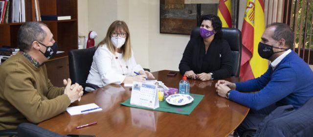 La Diputació i la Mancomunitat del Baix Maestrat aborden el dèficit de centres de dia existent en el nord de la província