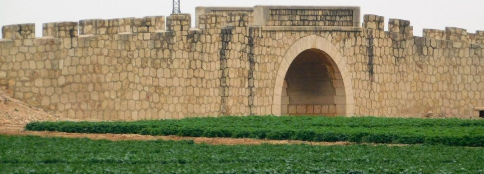 Vora l'Ebre: El pont de la Val de Zafan d'Amposta (i de la Ràpita)