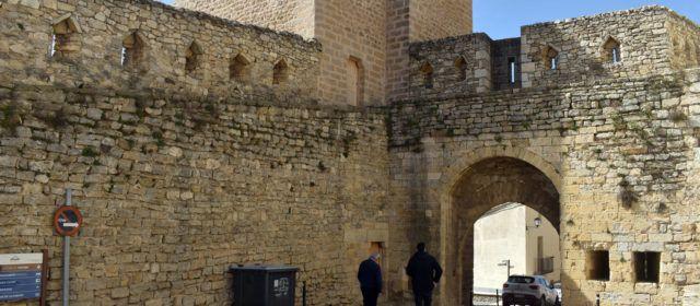L'Ajuntament de Morella prepara la renovació urbana de Porta de Forcall i el carrer Zaporta