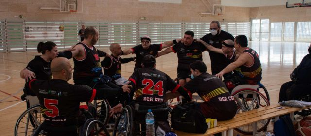Al BCR CEM L'H-AFANIAD Vinaròs se le escapa la victoria en los últimos minutos
