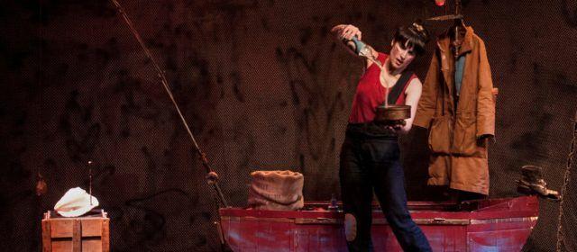 """""""La pescadora de somnis"""", el 17 d'abril al teatre d'Ulldecona"""