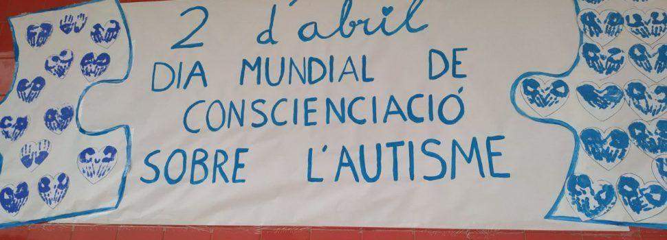 El CEIP Ródenas de Benicarló celebra el dia de l'autisme
