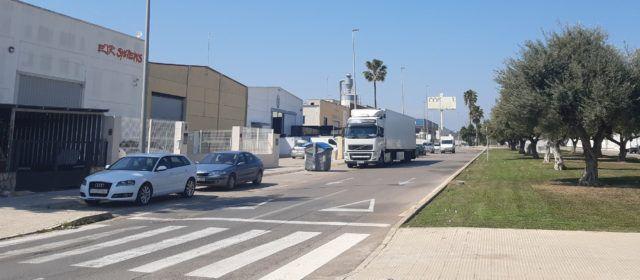 L'IVACE concedeix 165.340 euros d'ajuda per a la millora del polígon El Collet de Benicarló