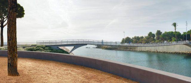 Vinaròs proposa adjudicar per milió i mig d'euros el projecte i construcció de la passarel·la ciclopeatonal del Cervol