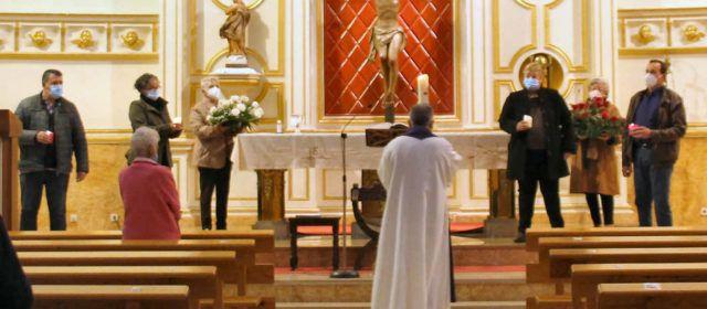 La Serena Majestad del Crist dels Mariners anuncia la Semana Santa de Vinaròs