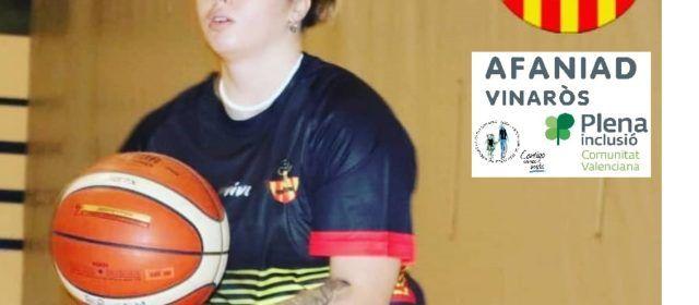 Maria Heras, del BCR CEM L'H-AFANIAD Vinaròs, convocada por el Seleccionador Nacional de Baloncesto Femenino, p