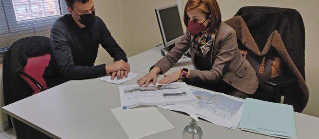 La directora general de Ports visita les instal·lacions portuàries de Vinaròs