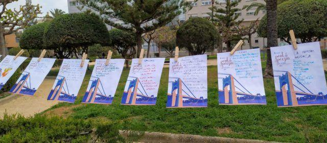 Fotos: Dia mundial de la poesia al col.legi Soriano Montagut d'Amposta