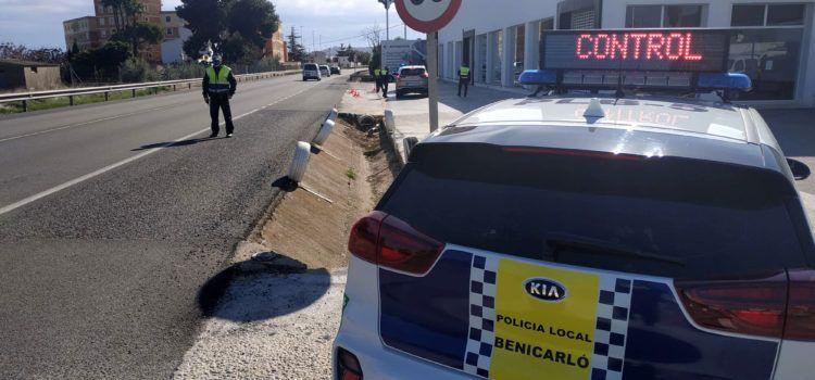 Benicarló serà municipi pilot en el registre de policies locals que impulsa la Generalitat