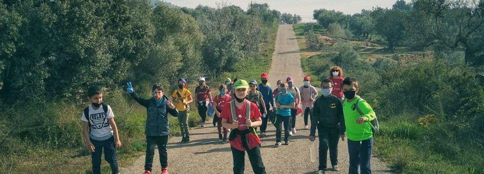 El CRA Araboga (Cervera-La Jana-Canet) celebra el Dia de l'Esport