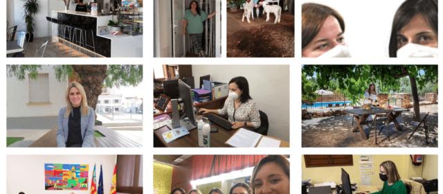 El GAL Maestrat Plana Alta impulsa una campaña para poner en valor a la mujer como dinamizadora del medio rural