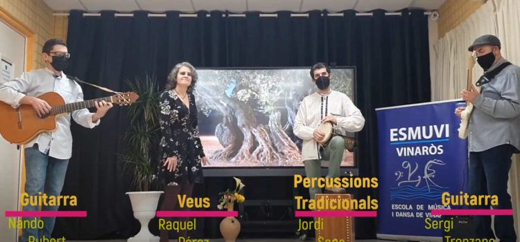 ESMUVI, de Vinaròs, reversiona cançons de la nostra terra
