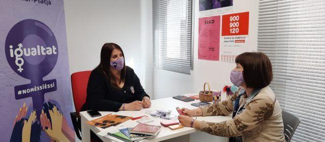 L'Ajuntament d'Alcanar inaugura l'Espai Dona