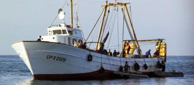 """Una barca """"de cine"""""""