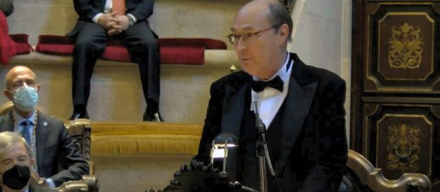 El metge de Rossell Vicent Fonollosa Pla, escollit per integrar-se en la Reial Acadèmia de Medicina de Catalunya