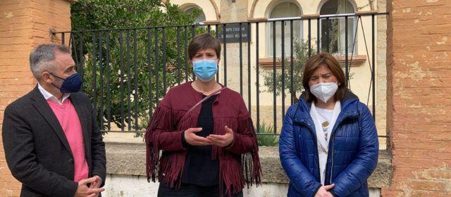 """L'Ajuntament de Xert reclama inversió per a reparar el col·legi """"davant l'oblit de la Generalitat"""""""