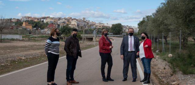 La Diputació de Castelló prepara la licitació de la redacció del projecte de la carretera CV 138, que unix Càlig i Vinaròs