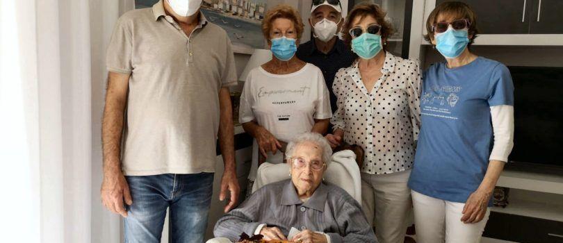 Mor als 105 anys una de les vinarossenques més velles