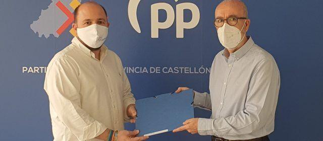 El norte de la provincia se vuelca con la candidatura de Luis Gandía para presidir el Partido Popular de Castellón