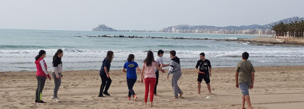 Dia de l'esport en l'IES Joan Coromines de Benicarló