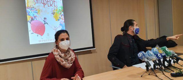 Vídeos: roda de premsa sobre les festes de Vinaròs
