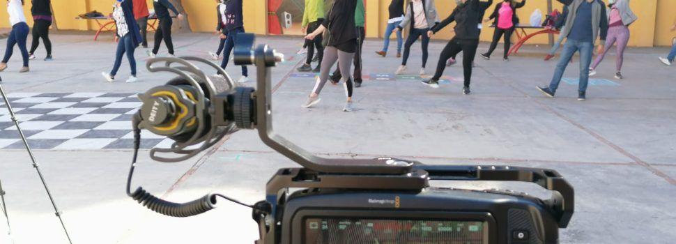 Col·legis de Benicarló, Cinctorres, la Salzadella, Tírig, Vinaròs i Xert participen en el programa 'L'escola dansa'