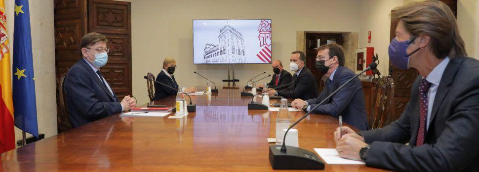 Ximo Puig anuncia que la Comunitat Valenciana recibirá dos millones de dosis de la vacuna Janssen entre abril y septiembre