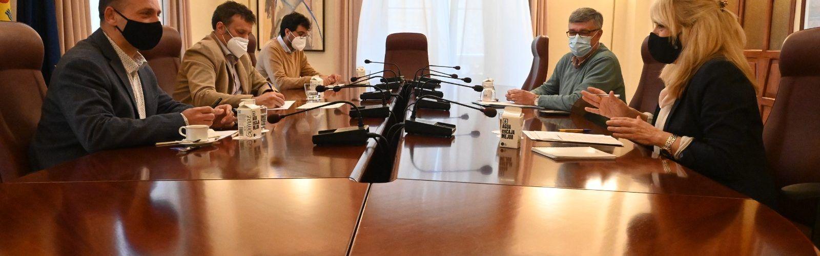 Martinez Dalmau anuncia en Castellón la inversión de más de cinco millones de euros en vivienda para hacer frente al desploblamiento