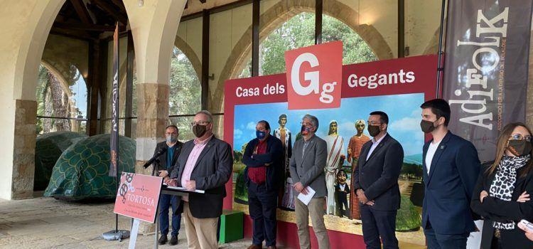 Els nanos i gegants de Vinaròs estaran a L'Alguer, participant en el 33è Aplec Internacional