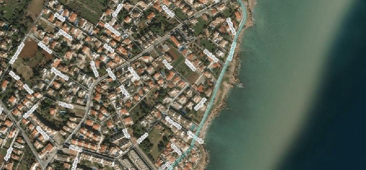 Obres i Serveis millorarà l'asfalt de les vies urbanes de la Costa Nord, Sud i zona de l'ermita