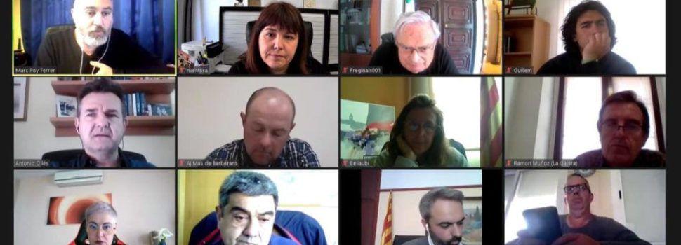 L'Ajuntament d'Ulldecona col·labora amb el COPATE per posar en marxa el Banc de Terres