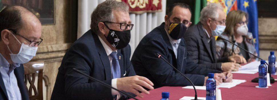 El Consorci de Bombers renova els seus acords amb Emergències de la Generalitat per a millorar el servei d'extinció i prevenció d'incendis