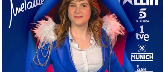 Proper espectacle de Xarxa Ulldecona: Glam, de la Maga Melanie