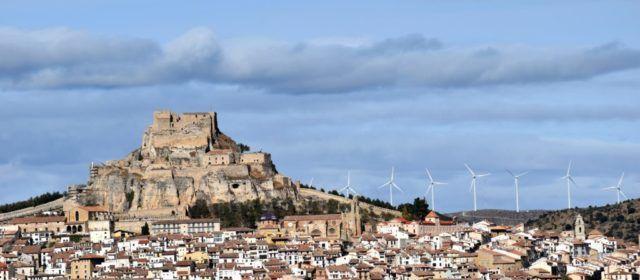 Morella al·legarà a la línia d'evacuació dels parcs eòlics Clúster del Maestrarzgo