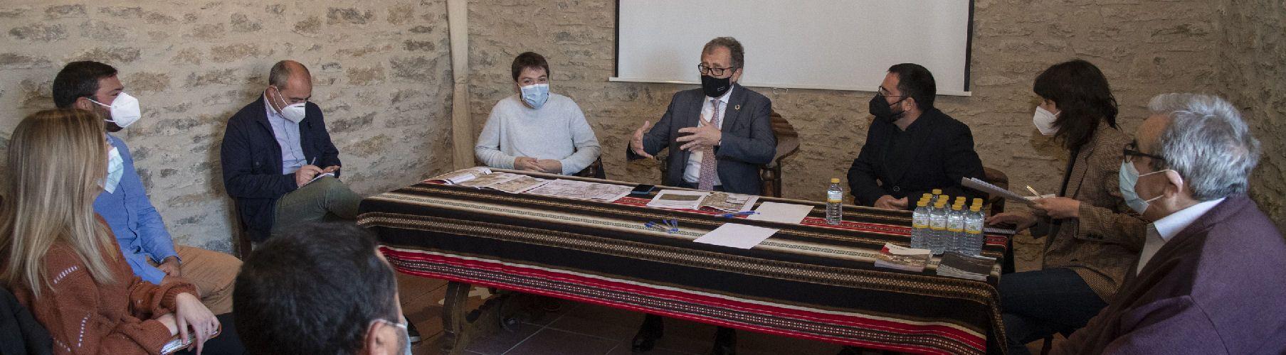 La Diputació actuarà com a altaveu dels municipis dels Ports afectats per la línia de Molt Alta Tensió (MAT) de Forestalia