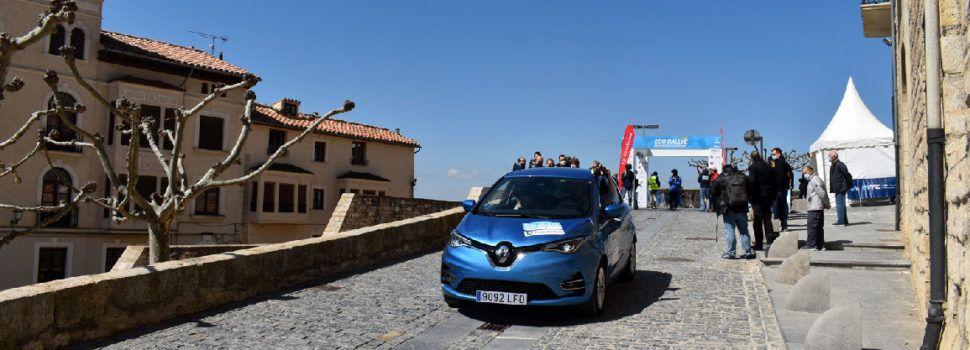 L'Eco Rallye de la Comunitat Valenciana ha arrancat a Morella